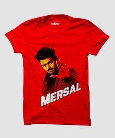 Mersal Vijay Movie t-shirt #vijay61 #atlee