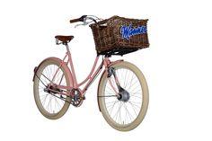 Das Manner Picknick Rad - ideal für die Städtetour mit den Manner Picknick Sticks