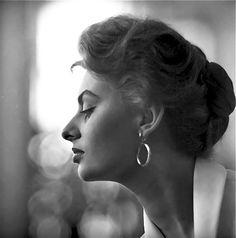 Sophia Loren...