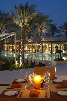 Desert Palm is a stunning resort located in Dubai, United Arab Emirates