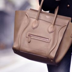Celine mini luggage in store now!