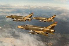 USAF F-100 Photographer unknown