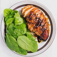 Baked Balsamic Chick Baked Balsamic Chicken Breast Recipe - this is seriously the juiciest delicious and easy to make baked chicken breast. Loaded with simple flavors this could be served on its own or added to pasta salads or grain bowls. Baked Balsamic Chicken Breast Recipe, Balsamic Chicken Recipes, Chicken Breast Recipes Healthy, Baked Chicken Breast, Healthy Recipes, Keto Chicken, Chicken Breasts, Free Recipes, Dinner Entrees