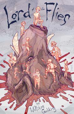 Lord Of The Flies by Joe Wierenga