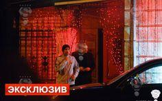 I giocatori della Roma sorpresi in un locale a LUCI ROSSE nella  notte a Mosca #roma #localelucirosse
