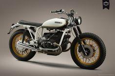 "Bmw R100 RS 1981 ""La Corona 004"" by La Corona Motorcycles"