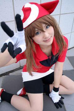 May cosplay -Pokemon