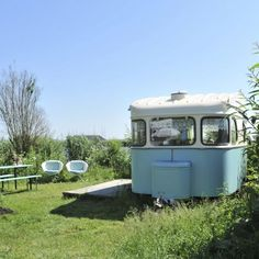 Camping 3Akers   Gepimpte caravans en pipowagens