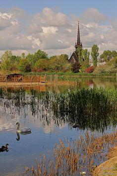 Lacul tabacarie - Constanta - Romania