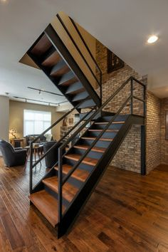 ... take the first step  #IndustrialStair #Design