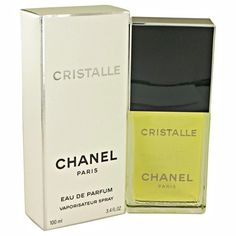 Cristalle Perfume by Chanel.