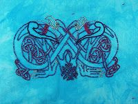 Celtic Embroidery Georgina Powell