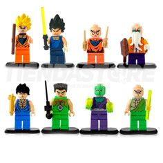 Lego Dragon, Lego Worlds, Dbz, Dragon Ball Z, Birthday Wishes, Diecast, Minis, Activities For Kids, Action Figures