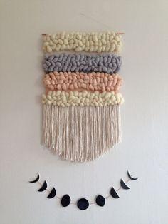 Weaving tapestry by Maryanne Moodie www.maryannemoodie.com