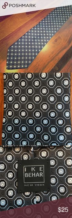 Ike Behar Tie Like new, worn a couple times. Ike Behar Accessories Ties