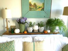 D.D.'s Cottage and Design: Fall Blog Home Tour At Our Cottage
