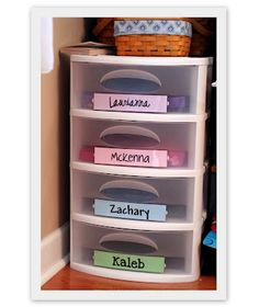 How We're Using Workboxes - Homeschool Creations