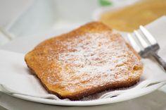 Lust auf etwas Süßes und Schnelles. Dann ist das Rezept vom French #Toast perfekt. French Toast, Snacks, Breakfast, Food, Budget Cooking, Clean Foods, Food Food, Recipies, Morning Coffee