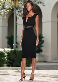 %PC% Waist detail dress from VENUS