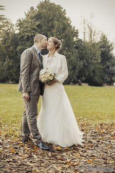 Wedding Picture - Wedding Dress - Bride and Groom | Michela Rezzonico Wedding Photographer #matrimonio #wedding