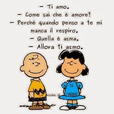 Lol so you Davi! Italian Humor, Italian Quotes, Learning Italian, Just For Laughs, Funny Cute, Vignettes, Charlie Brown, Life Lessons, Decir No