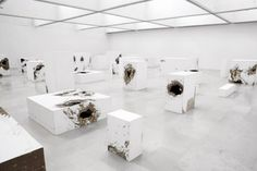 """Mike Nelson """"Le Cannibale Parody (Consumption and Institutional Critique)"""" 2008"""