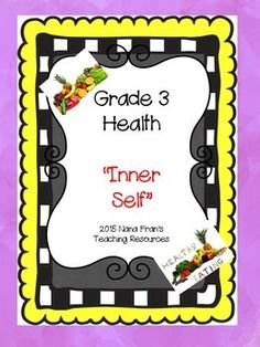 This resource offers bundled lesson plans and activities to meet the requirements of the Saskatchewan Grade 3 Health curriculum.Outcome USC3.2: Examine the spiritual dimension of the inner self and determine the importance of nurturing it.Lesson plans are included for the following indicators:a.