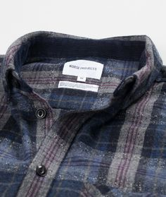 Norse Projects - Anton Wool Shirt