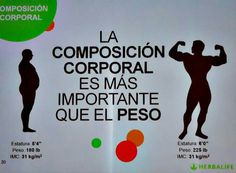 Herbalife composición corporal