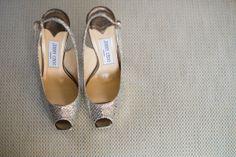 #silver #jimmy #choo shoes http://trendybride.net/bernardsville-new-jersey-elegant-winter-wedding/
