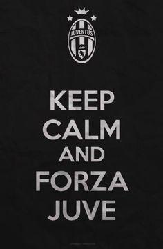Keep Calm and Forza Juve, Juventus