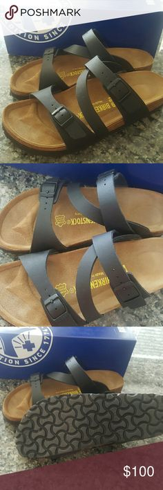 Birkenstocks- Salina Birkenstocks- Salina. Brand new in box! Birkenstock  Shoes Birkenstocks 46ef53f5e32
