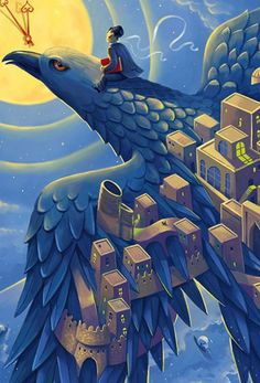 Dixit alternative card. All credits to his autor