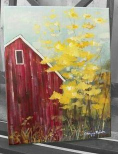 Canvas Painting Proj