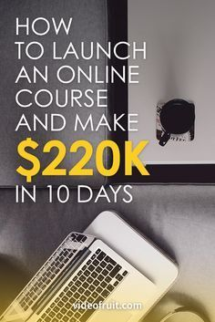 18 months ago, my blog didn't exist.  Then last month I used it to launch a new online course that produced more revenue than my entire gross income from 2008 to 2011 combined.  This is the story of how that happened...