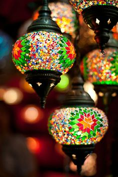 Embrace the colors and let them illuminate your life!!