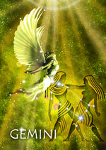 Monthly Angelscopes - Mary Jac - A Pocketful of Angels - Angel Guidance - Horoscopes