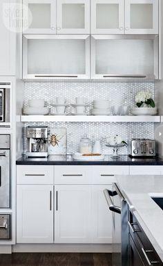 Design Trends: Honeycomb Tiles