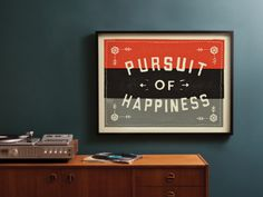 Pursuit of Happiness by Curtis Jinkins