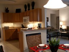 Haines City villa rental - Fully equipped kitchen $1500/week