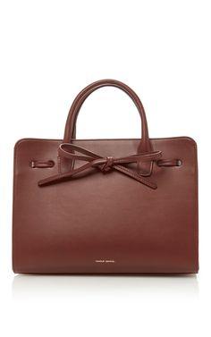 Calf Mini Sun Bag by MANSUR GAVRIEL for Preorder on Moda Operandi