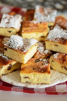 Romanian Food, Food Cakes, Cornbread, Cake Recipes, French Toast, Cheesecake, Deserts, Ice Cream, Sweets
