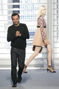 Louis Vuitton A/W 2014-2015 ~ Nicolas Ghesquière is back!