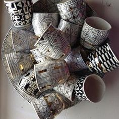 There will be some tumblers 's Brooklyn textile extravaganza and to put in them! And many more textile artists! Swipe for details Suzanne Sullivan Ceramics, Ceramic Clay, Textile Artists, Brooklyn, Textiles, Mugs, Tumblers, Instagram, Sculptures