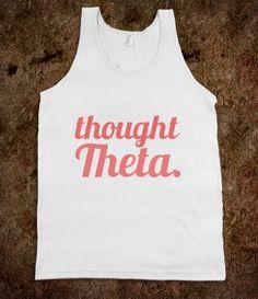Kappa Alpha Theta Thought Theta-Thought Right