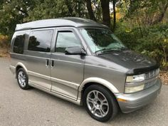2005-Chevrolet-Astro-EXPLORER-LIMITED-CONVERSION-VAN Chevrolet Astro, Astro Van, Cargo Van, Cool Suits, Colorful Interiors, Conversation, Conversion Van, Explore, Ebay
