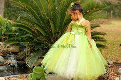 Princess Tiana Dress Princess and the frog