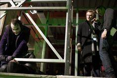 THE DARK KNIGHT (2008) Behind the scenes