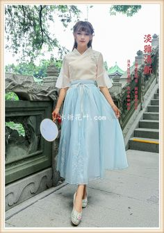 861813e25 #Hanfu modified summer dress retro style daily #Chinesestyle traditional  antique dress Han elements women | Use this shopping service to order now!