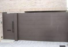 Resultado de imagen para puerta valla diseño